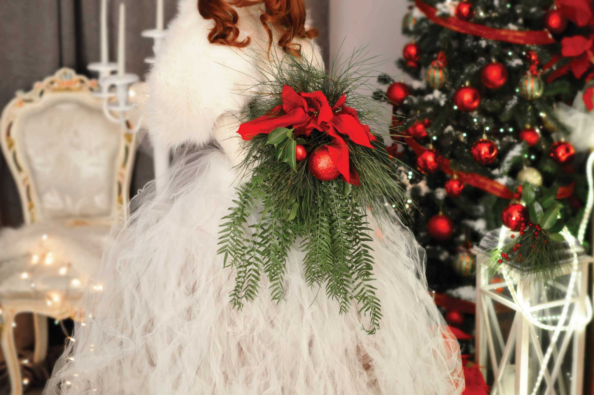 Crazy For Christmas.Crazy For Christmas Inspiration For A Winter Wedding To