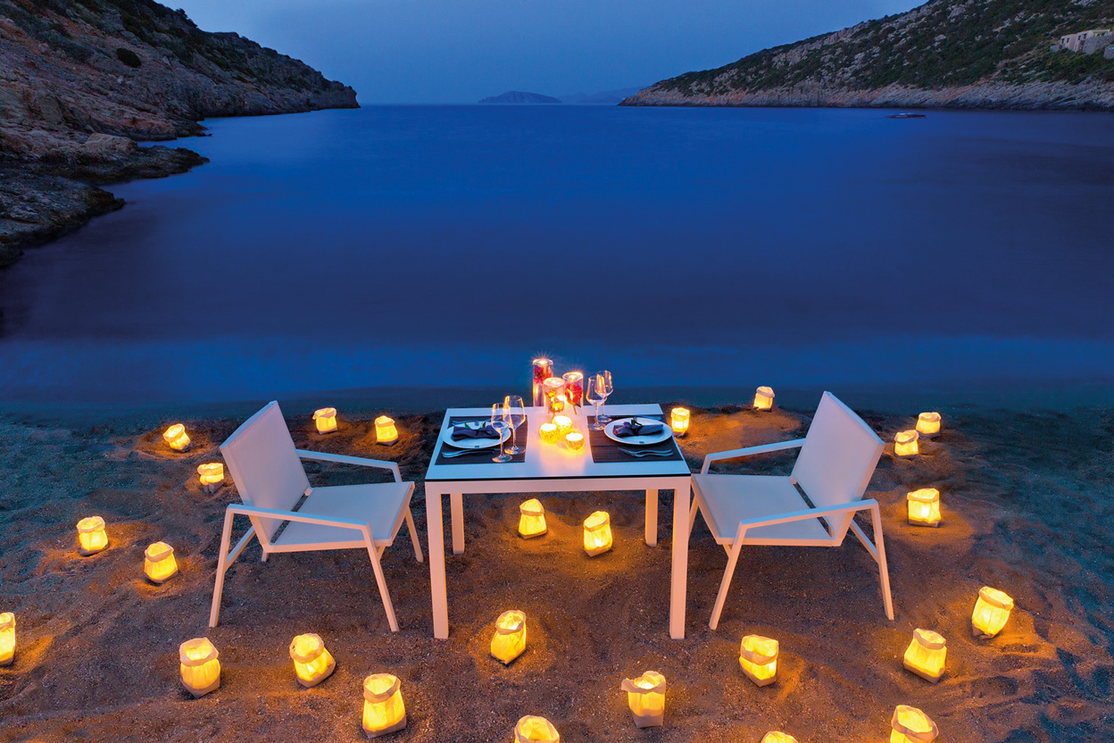 Honeymoon in Crete